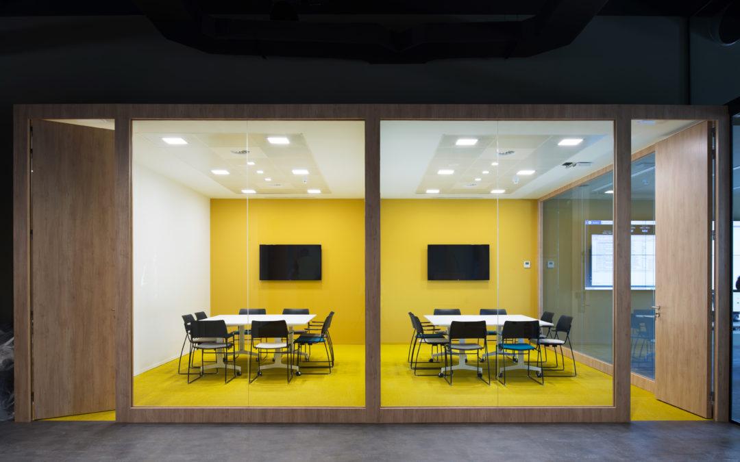 Reforma oficina Coworking, Valencia