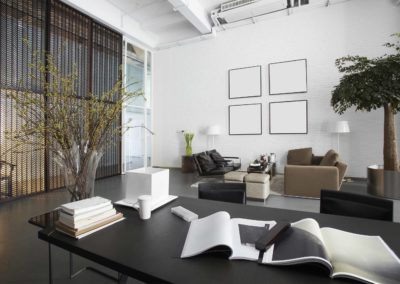 Diseño oficina interiorismo