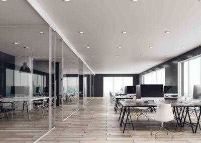 Diseño oficina interiorismo estilo