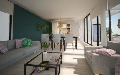 Conjunto de viviendas – Personalización Estilo Privado, Colinas Golf Alicante