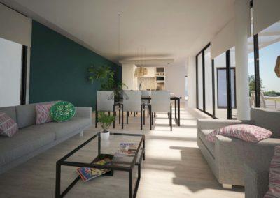 Conjunto de viviendas Colinas golf Alicante