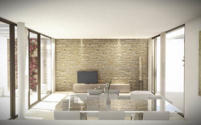Conjunto de viviendas – Personalización Tierra. Colinas Golf, Alicante