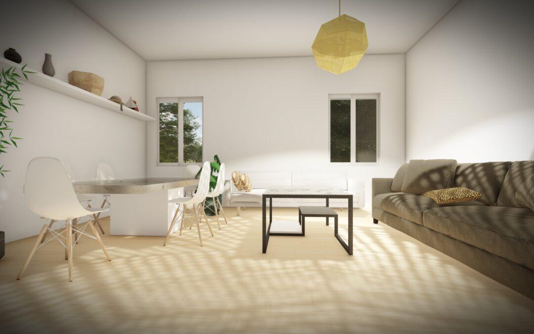 Proyecto de vivienda en Madrid