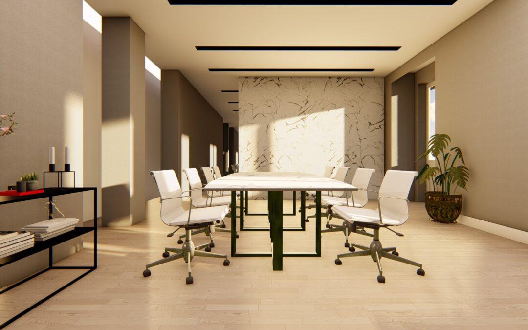 Proyecto de oficinas para Mckinsey and Co en Madrid