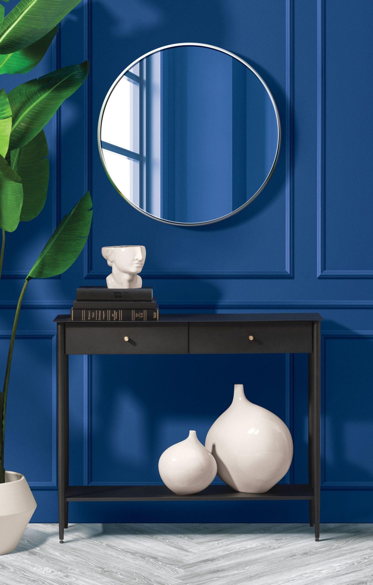 Tendencias 2020: Classic Blue el color Pantone que verás en decoración