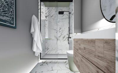 Proyecto Reforma Baño en Barcelona