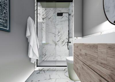 Proyecto Reforma Baño Assista Design