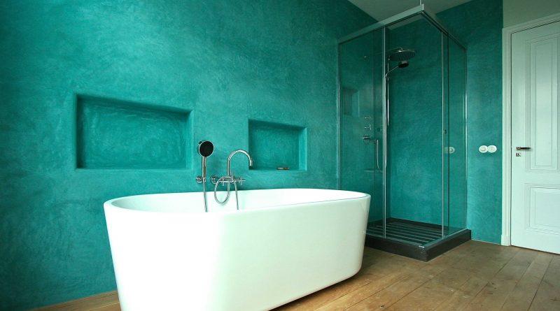 Qué materiales se utilizan para reformar el baño